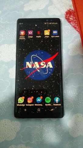 Samsung note 8,cambios