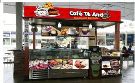 """TIENDA DE CAFE GOURMET Y HELADERIA """"CAFE TE ANDO"""""""