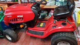 Mini Tractor Cortacesped Para Jardín Mtd 2765f 15 Hp
