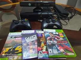 Se vende Xbox 360 Slim usado