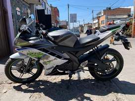 Yamaha modelo 2018, Soat Abril 2020 y Tecnomecanica Enero 2021