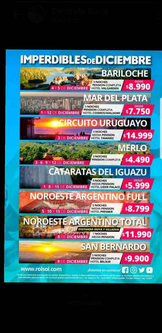 PAQUETES VIAJES ECONOMICOS TURISTICOS ESCAPADA TOUR VACACIONES TURISMO 0