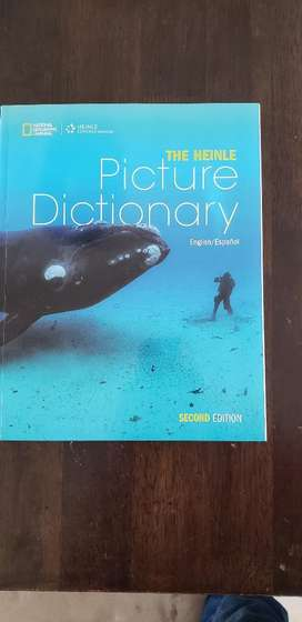 Ligro  Ingles  Picture Dictionary Nuevo