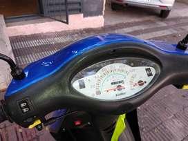 Moto keller crono 110 inpecable