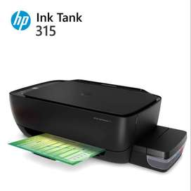 Impresora HP 315 precio negociable