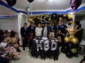 Mariachi cumpleaños Popayán
