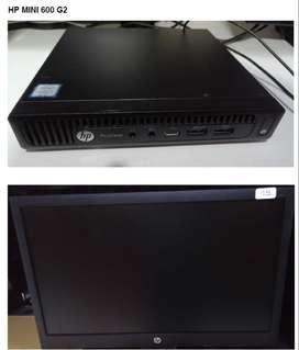 HP MINI PRODESK 600 G2