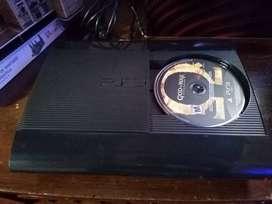 Vendo playstation 3 super slim en perfecto estado co con varios videojuegos