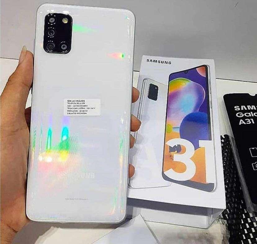Samsung A31 de 128GB Y 4 de ram Nuevos