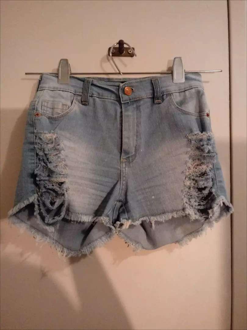 Short de jean de Jana Jeans 0