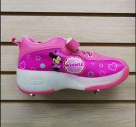 Tenis Patin de Minnie