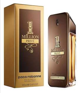 PERFUMES O LOCIONES ONE MILLION PRIVE DE 100ML