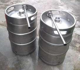Barril de cerveza 50 litros