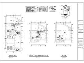 DISEÑO PLANOS Y CONSTRUCCION