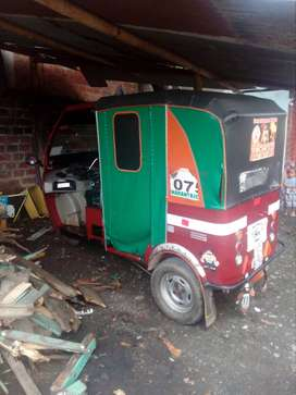 Se vende una moto taxi