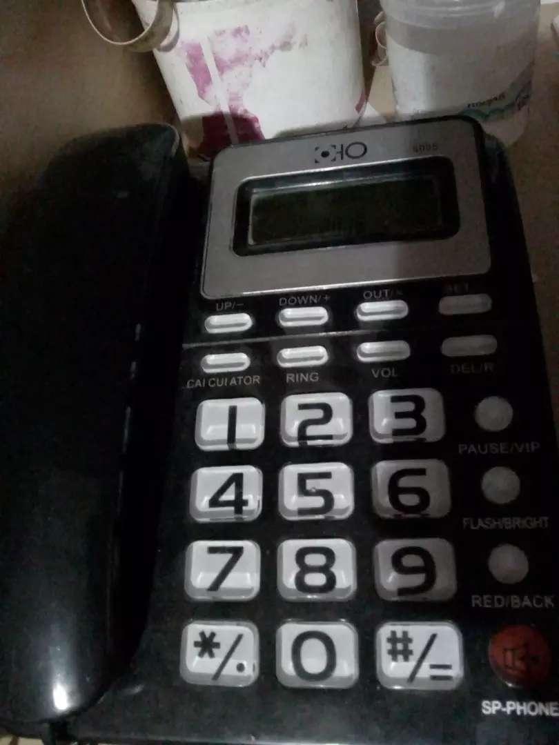 Vendo teléfonos fijos varios 0