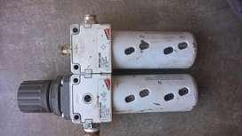 Filtro regulador y lubricador CAMOZZI