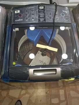 Lavadora Mabe 16 kilos nueva 6 meses de garantía