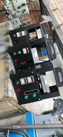 Mini prensas de extracción