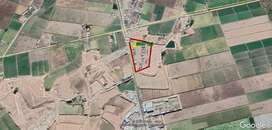 Venta de terreno industrial 6400 m2 Vía Evitamiento