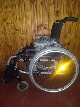 Silla de ruedas marca ottoboock