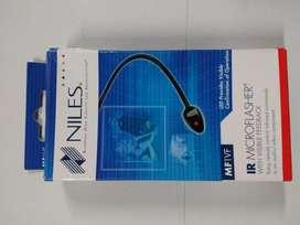Microflasher visible feedback Niles. Retroalimentación visual miniatura montaje adhesivo seguro