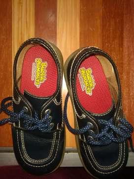 Zapatos colegiales Niña