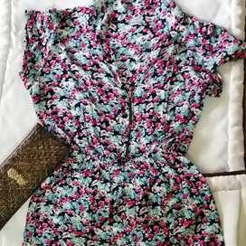 Hermoso vestido florecitas