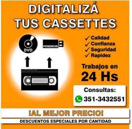 Digitalizacion de cassette