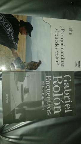 Dos Libros Impecables a 250