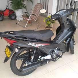 Se vende moto modelo 2020, marca special 110, color negro mate en excelentes condiciones.