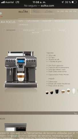 Máquina de café profesional