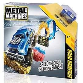 Pista acrobacia Monster Truck marca Metal Machines