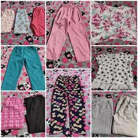 Vendo ropa de nena de 4 a 5 años
