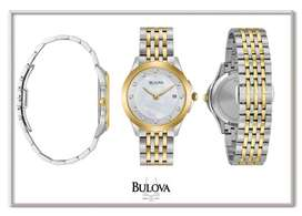 Reloj Bulova Diamond Accent