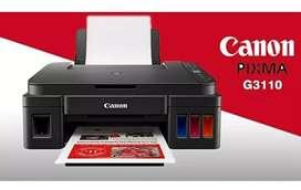 Impresoras laser y tinta continua