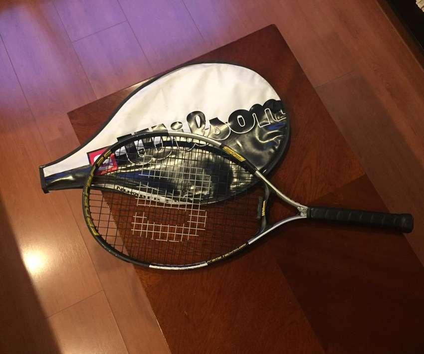 Raqueta Wilson Original Profesional 0