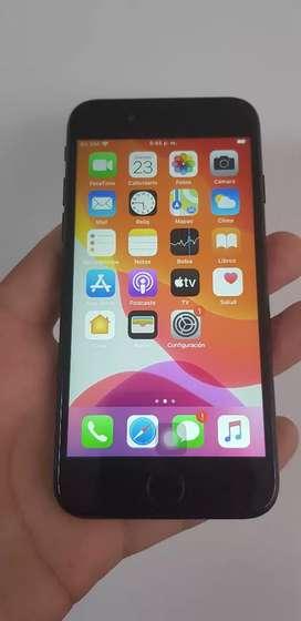 iPhone 7 32gb negro mate problema en la huella.