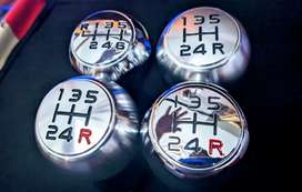 Bocha Pomo Palanca Cambio Aluminio 5 Y 6 Vel Peugeot Citroen