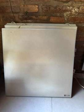 Paneles calefactores Calor Flat