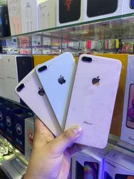 Iphone 8 plus 64gb como nuevos