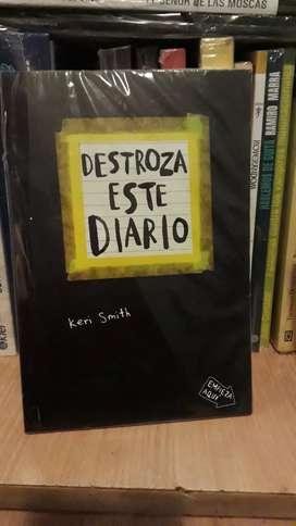 Destroza este diario ( nuevo)