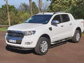 Ford Ranger 3.2 Limited Aut 4x4 2017 Impecable!!