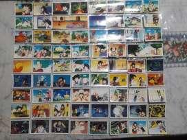 Figuritas Dragon Ball 1 Lote De Colección