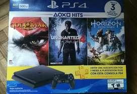 PS4 ¡¡¡Exelente Estado!!!