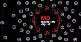 Busco socio para agencia de marketing digital