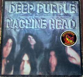 VINILO DEEP PURPLE MACHINE HEAD