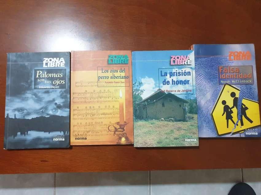 Libros juveniles editorial norma 0