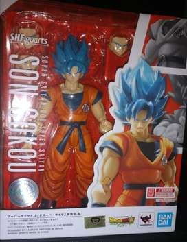 Sh Figuarts Super Saiyan God Son Goku