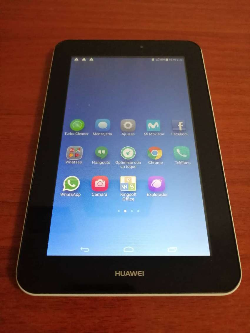 Tablet Huawei Mediapad 7.  Perfecto estado 0